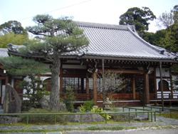 少林山 円蔵院/曹洞宗 お寺 京都 宇治市